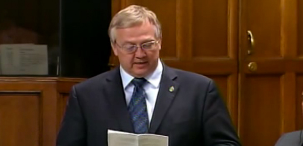 MP Dreeshen Acknowledges Successful Central Alberta Sports Teams in House of Commons