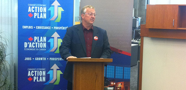 MP Earl Dreeshen Announces $2 Million Investment in Housing First  Homelessness Initiatives in Central Alberta