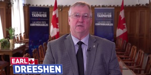 Statement from Earl Dreeshen - 2017 Federal Budget