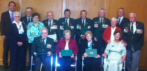 Innisfail Korean War Veterans